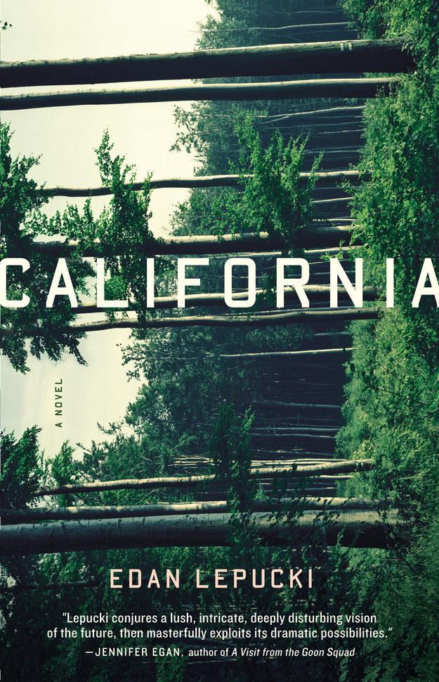 California by Edan Lepucki #cover