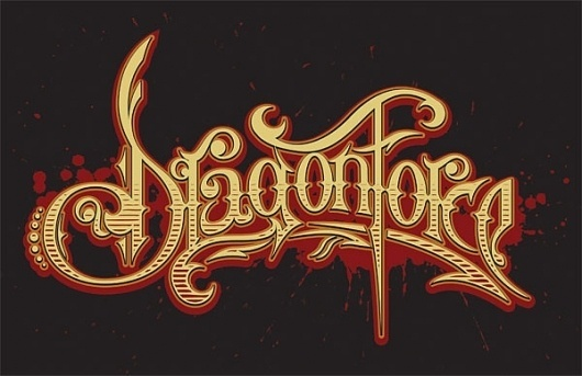 Graphic Design & Web Design Blog: Jeff Finley Typography #typography