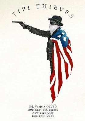 step on inside #white #red #gallary #flag #gun #american #tipi #america #blue #native