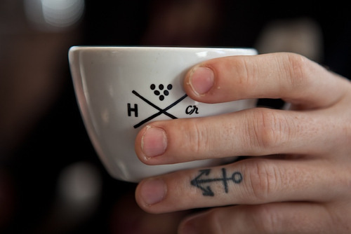 image #finger #anchor #tattoo