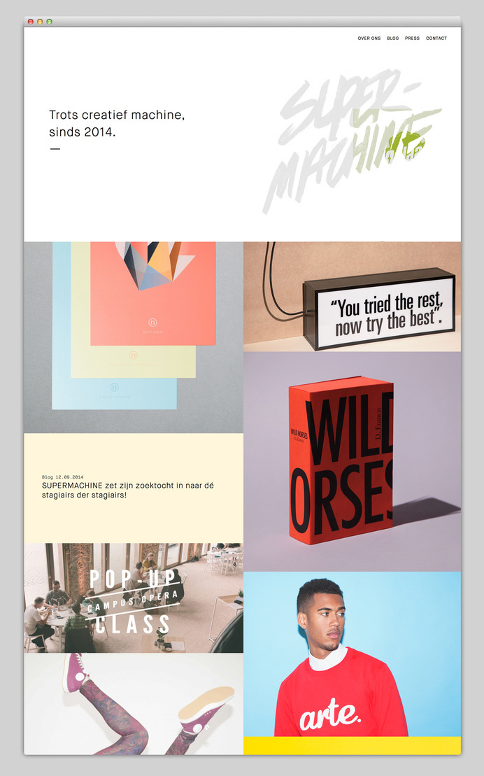 Websites We Love — Showcasing The Best in Web Design – www.mindsparklemag.com #webdesign #web #website #ui #best #minimal #typography