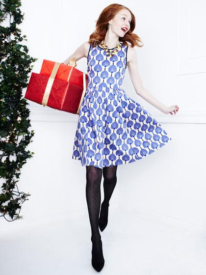 kate spade new york Matty Cotton Dress #pattern #spade #fashion #dress #kate