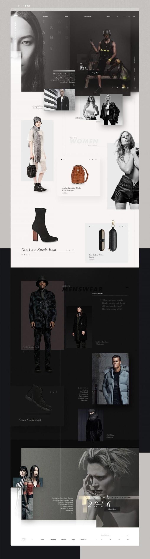 Alexander Wang   Redesign Concept