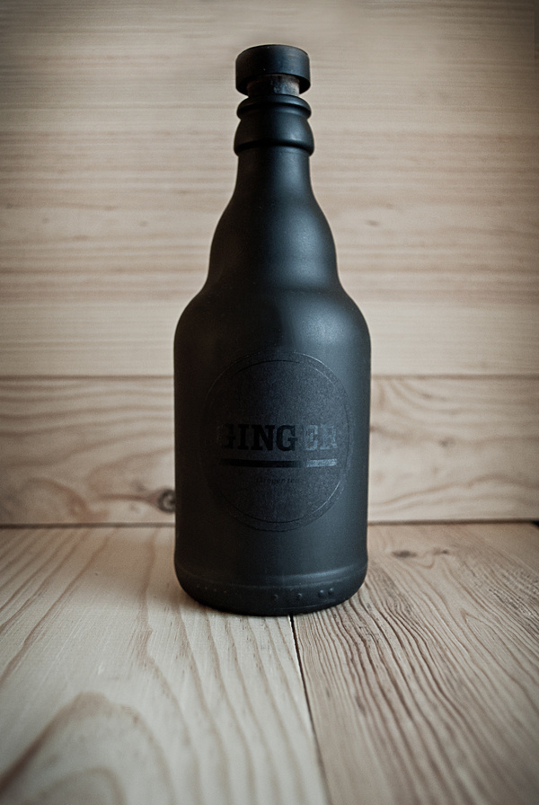 The Design Blog #packaging #simple #black