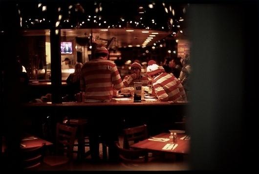 Untitled   Flickr - Photo Sharing! #night #leica #resaurant #waldo