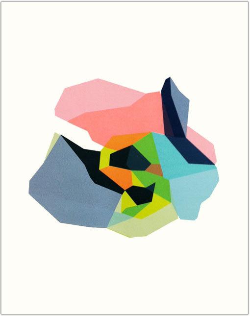Elisa Werbler: The Birthstones #rock #illustration #stone