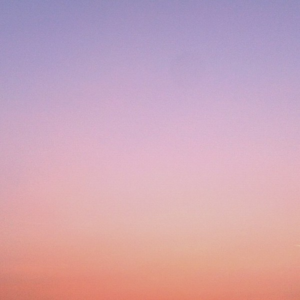 insta jo #photography #gradient #sky