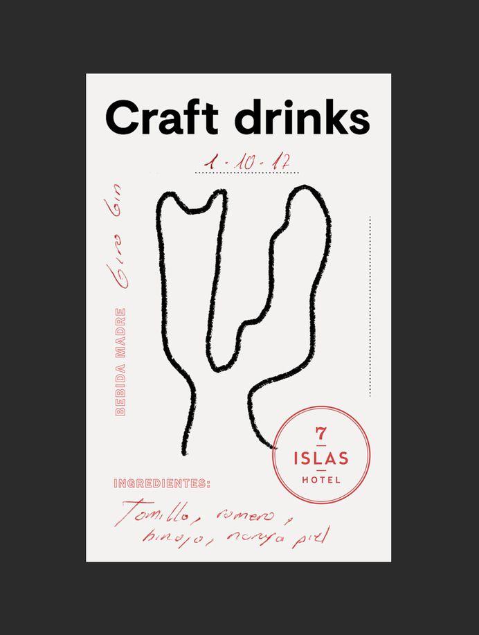 7 Craft drinks   Studio Patten