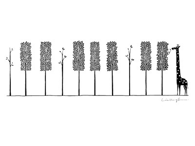 Dribbble - The Pianist by Lim Heng Swee aka ilovedoodle #illustration #tree #piano