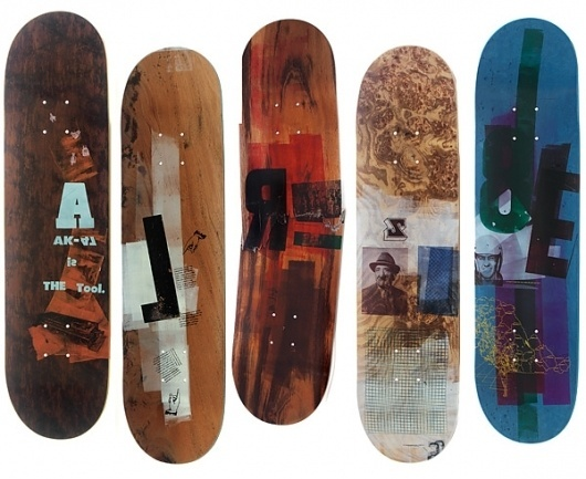 Scumco & Sons ABC Decks (NOTCOT) #deck #type #skate