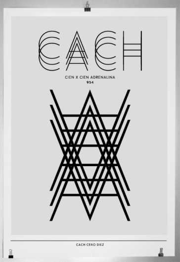 Cach : Srger #simple #print #design #clean
