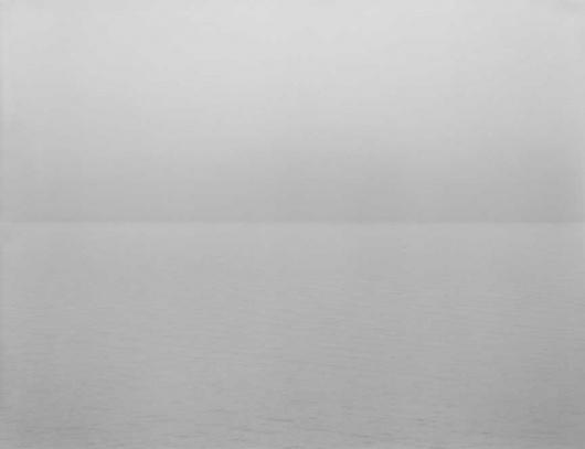 Les paysages marins d'Hiroshi Sugimoto | La boite verte #sugimoto #hiroshi #landscape #photography #sea