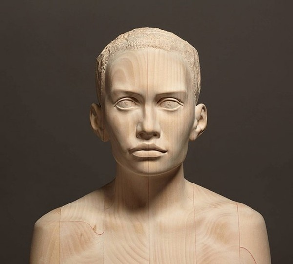 Mario Dilitz Sculptures 17 #wood #sculpture #art