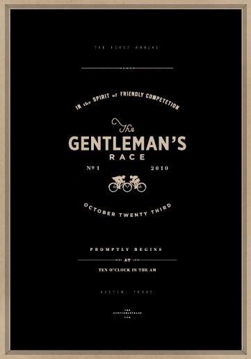 store #gentleman #bike #poster #race