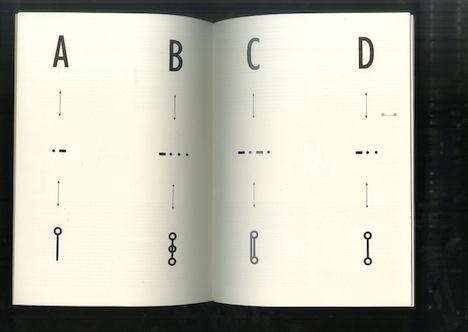 Best of Art Center Grad Show, Spring 2012: Scott Langer's graphic design - Core77 #abcd #typography