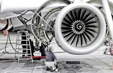 Aviation by Peter Clarke Photography Australia #aviation #aircraft #plane #hanger #contrast #australia