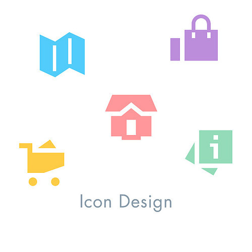 Custom Icon Design by Sascha Elmers #icon #symbol #sign #picto #iconic #glyph #navigation