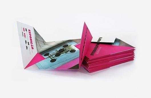 "DONA BARONESA – professional design studio » ""RAUMPATROUILLE"" – photo exhibition #exhibition #booklet"