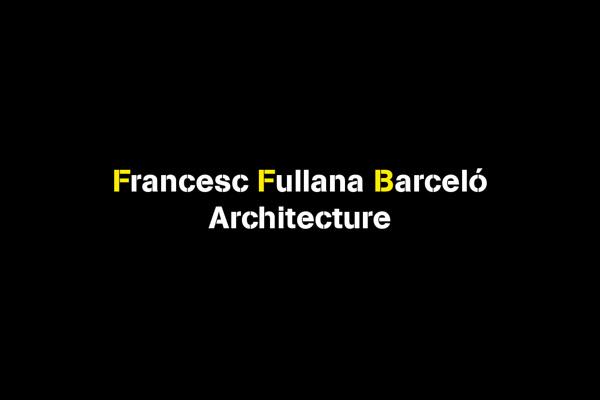 Francesc Fullana Barceló —Maggy Villarroel #stencil #logo #identity #typography