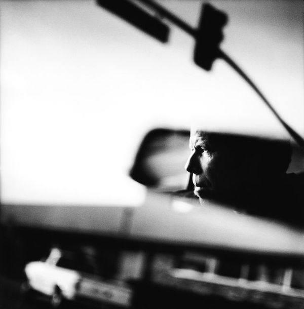 Anton Corbijn - Tom Waits #white #b&w #photo #& #black #photography #corbijn #anton