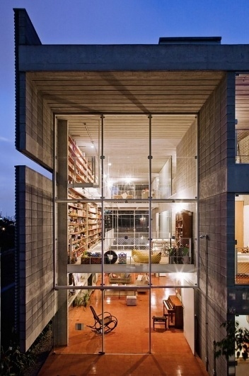 querosene_021210_02 » CONTEMPORIST #architecture #house #modern