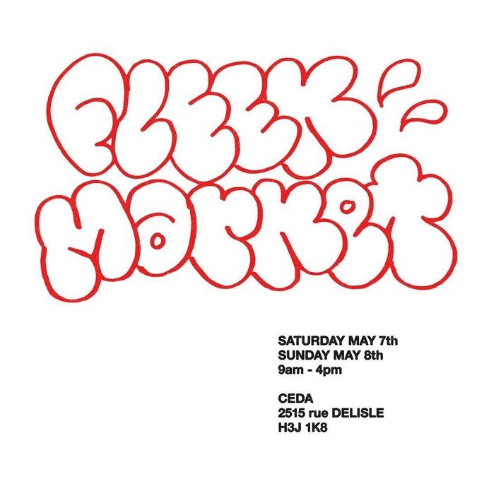 #fleek #poster #flyer #throwup #graffiti