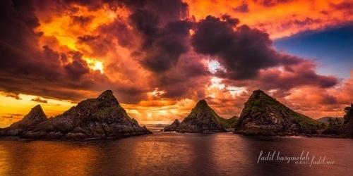Amazing Indenesian Nature Landscapes by Fadil Basymeleh #nature #photography #landscape