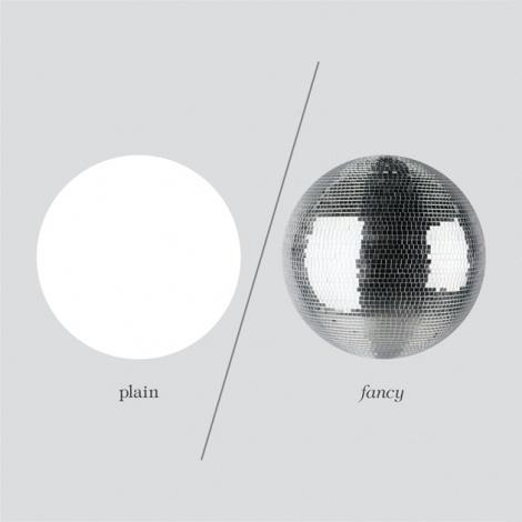 Typography by Liz Collini - Creative Journal #circle #plain #fancy