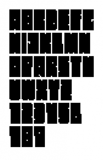 ianjosephson #font #text #aqushi #alphabet #type #typography