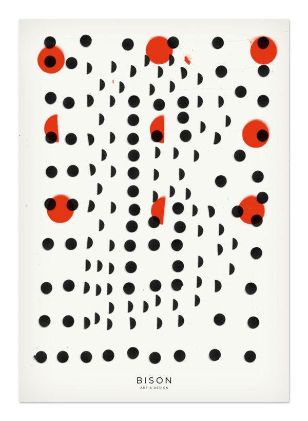 dots, pattern