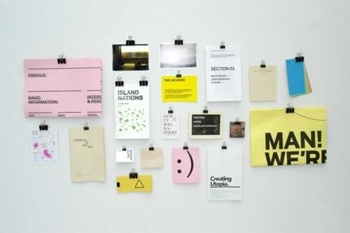 - graphicporn: Islands: a cultural journal — Abi... #brand #identity