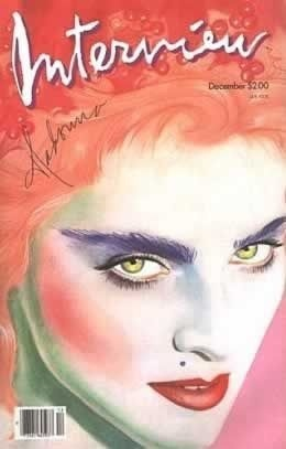 John the meow guy — Some iconic divas by Andy Warhol for Interview... #andy #interview #warhol #madonna