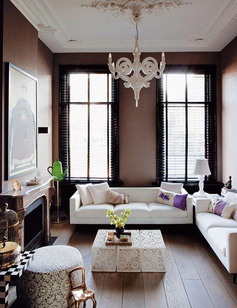 Дом Каспера Виссерса #interior #design