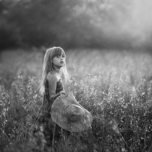 Summertime, Artwork by Magdalena Berny #children