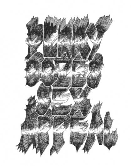 Tumblr #white #design #black #texture #and #typography