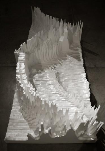 Artie Vierkant // - #abstract #sculpture #waves #sound