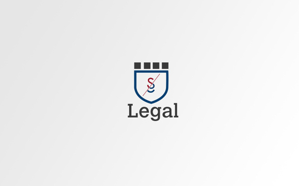 SE LEGAL. on Behance #advocates #shield #firm #legal #logo #law #lawyer