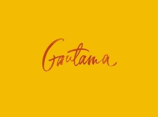 FROMTHESKA: the personal portfolio by SERGEY SHAPIRO #calligraphy #lettering #adimurti #freestyle #gautama #brush #custom #mat #yoga