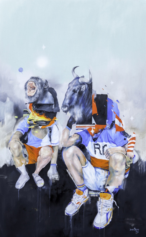 Joram Roukes | PICDIT #painting #art