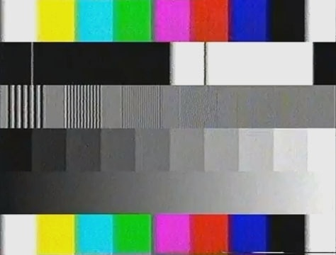 RETINA OF THE MINDS EYE #television #colour #shapes