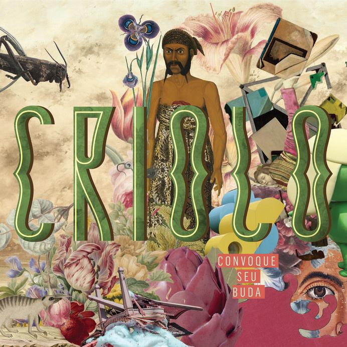 Criolo - Convoque Seu Buda (2014) album cover #criolo #album #cover #artwork #graphicdesign