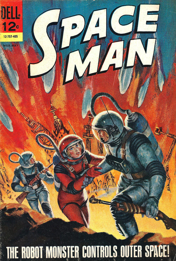 photo #space #cover #comic #illustration #man