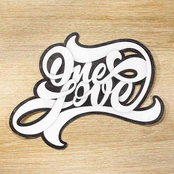 One Love by Doug
