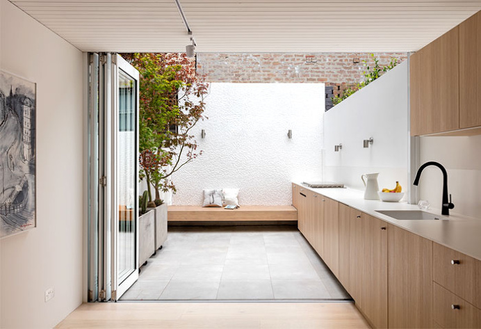 Renovation of Surry Hills House - #architecture, #house, #home, #decor,