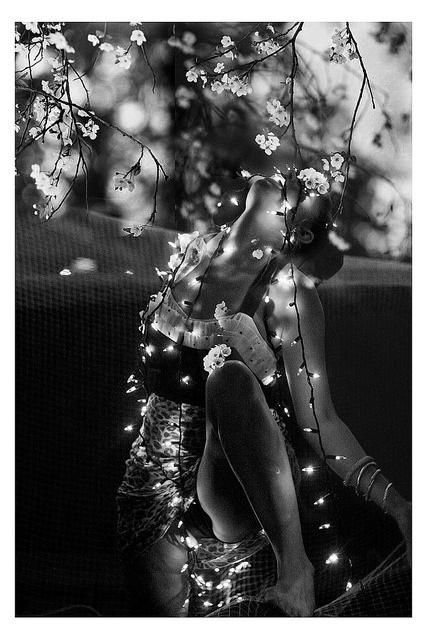 photo #black #light #white #girl