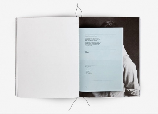 Graphic-ExchanGE - a selection of graphic projects #layout #paper #book
