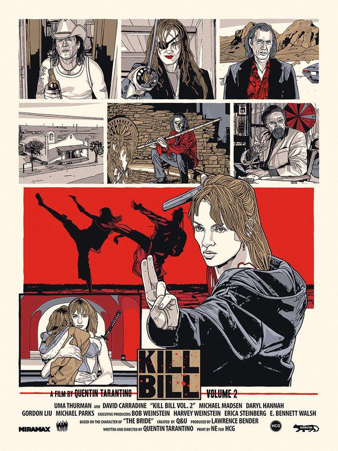 """""""Kill Bill Vol. 2"""" by New Flesh"""