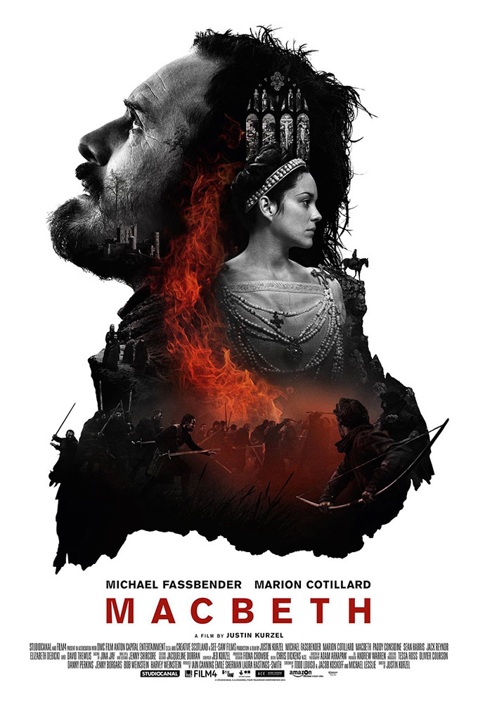 Macbeth Posters Stun in Black and White