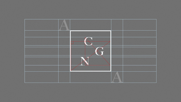 CGN #lettermark