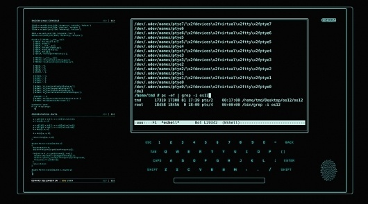 jtnimoy - Tron Legacy (2010) #computer #interface #tron